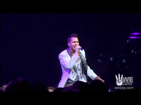 Shawn Desman - Shiver - Live at We Day 2011