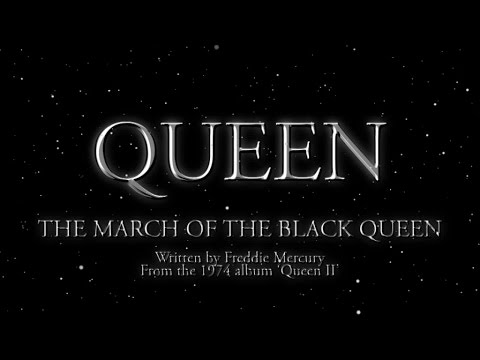 The March Of The Black Queen