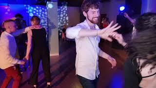 Social dancing at Salsa Night Awards 2017 Saturday night