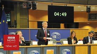 Việt Nam điều trần lần cuối về hiệp định thương mại tự do với EU - BBC News Tiếng Việt