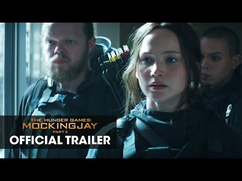 The Hunger Games: Mockingjay Part 2 Trailer HD