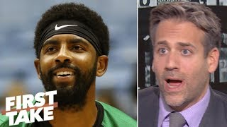 Celtics, Raptors are 'real threats' to Warriors to win NBA championship - Max Kellerman | First Take
