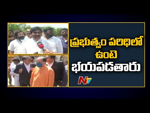 Ex-MP Lagadapati reacts to MP Subramanian Swamy's comments on Tirumala temple