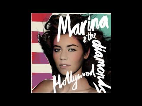 Marina & The Diamonds - Hollywood (With Lyrics)