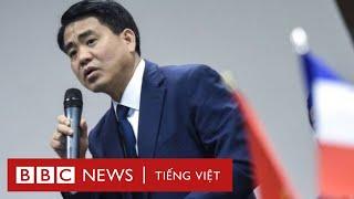 Chủ tịch Hà Nội Nguyễn Đức Chung bị đình chỉ công tác - bình luận & phân tích