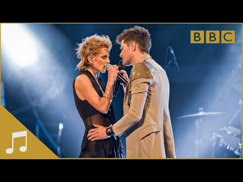 Danny and Bo duet 'Read All About It' - The Voice UK - Live Finals - BBC One