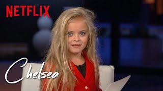 Kellyanne Conway Finally Makes Sense | Chelsea | Netflix