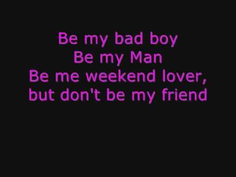 Cascada - Bad Boy (lyrics)
