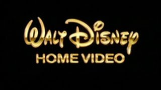 Logo Evolution:Walt Disney Studios Home Entertainment (1978-present)