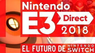 ¡Nitendo e3 Direct..... Nintendo Smash Bros Direct! E3 penoso para Nintendo