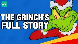 The Grinch's Full Story | Backstory, How He Met Max & Why He Changed