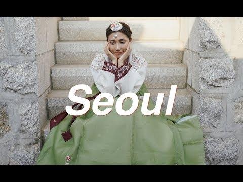 安妮环球记#4 首尔   旅行全攻略!韩国传统风情 购物美食 一样不落!VLOG   ANNBITION