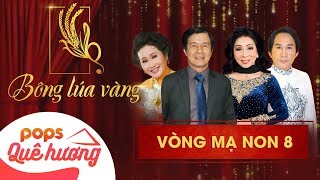 Chương trình Bông lúa vàng 2018 - Mạ Non 8 | Nghệ Sĩ Bạch Tuyết, Kim Tử Long, Thanh Hằng, Huỳnh Khải