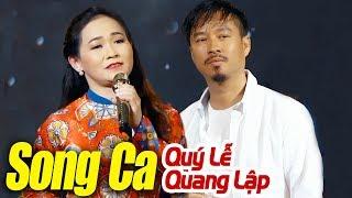 Tuyệt Đỉnh Song Ca Nhạc Vàng Bolero Mới 2018 - Căn Nhà Màu Tím - Song Ca Quang Lập Quý Lễ