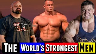 Every Winner of The World's Strongest Man