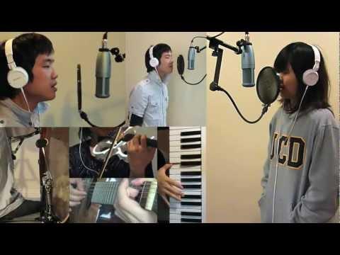 Kimberley陳芳語【愛你】- (合唱Cover by: Jamiz Tsai x Eileen Wei)