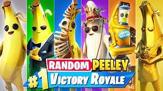 The *RANDOM* PEELY BOSS Challenge in Fortnite!