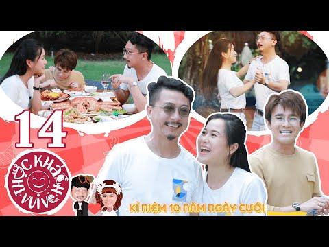 Thực Khách Vui Vẻ #14 | Lâm Vỹ Dạ dắt Hứa Minh Đạt tham gia, Huỳnh Lập mặt dày làm