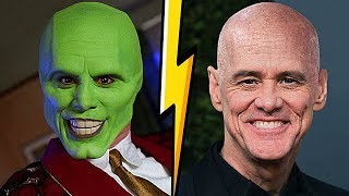 THE MASK ⭐ Then and Now 1994 vs 2019