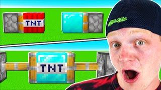 Testing Minecraft Secret Creations That 100% WORK!