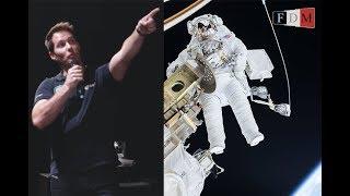 Thomas Pesquet raconte son voyage dans l'espace - Au cœur du sujet
