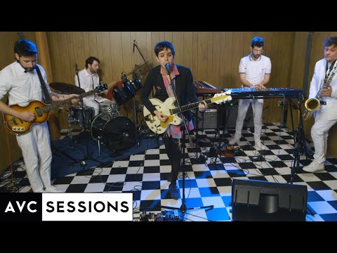 Watch the full Ezra Furman AVC Sessions performance   AVC Sessions