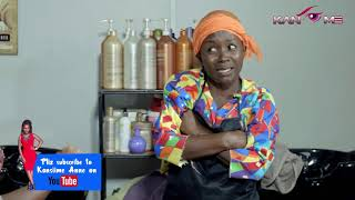 Order With Cash. Kansiime Anne. African comedy.