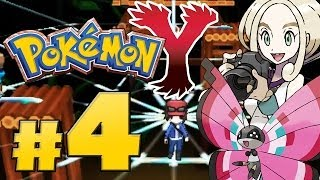 Let's Play Pokémon Y - Part 4 - Arena-Action um den Krabbelorden!