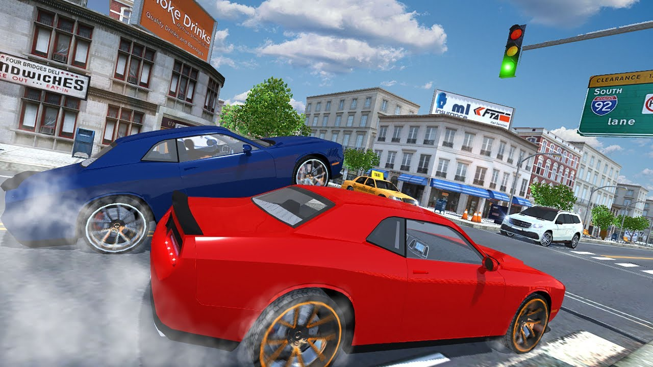 Play Muscle Car Challenger on PC 2