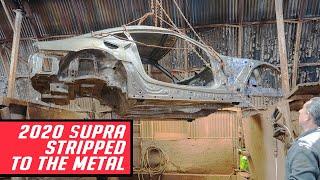 Supra Complete Teardown and Strip