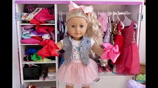 JoJo Siwa ~ American Girl Doll Bedroom