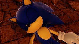 Sonic Unleashed Walkthrough - Part 16 - Dark Gaia + Ending