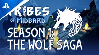 Tribes of midgard saison 1 :  bande-annonce