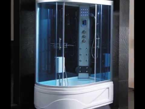 Cabina idromassaggio box doccia con vasca sauna bagno for Leroy merlin parete vasca bagno