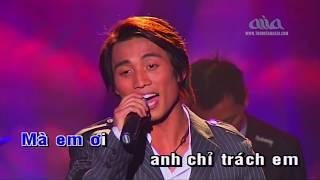 Karaoke Lời Đắng Cho Cuộc Tình - Đan Nguyên Beat Chuẩn (Tone Nam)