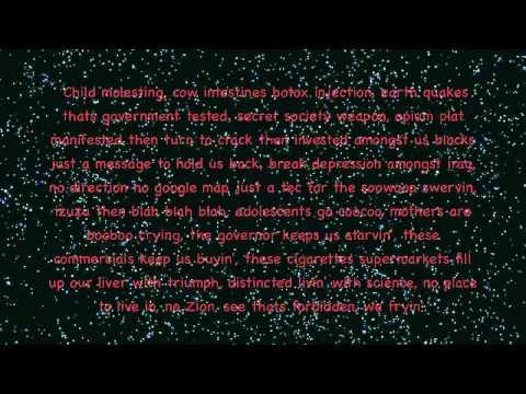 Kendrick Lamar- Heaven & Hell- With lyrics
