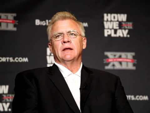 2011 Big 12 Football Media Days - Mike Sherman - YouTube