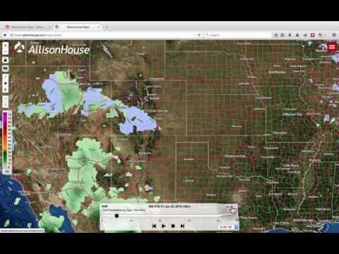 Introduction To AllisonHouse Maps