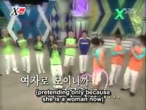 Kim jong kook vs chaeyeon dayunghaji