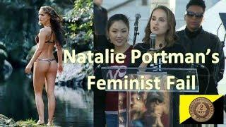 Natalie Portman's Feminist Fail