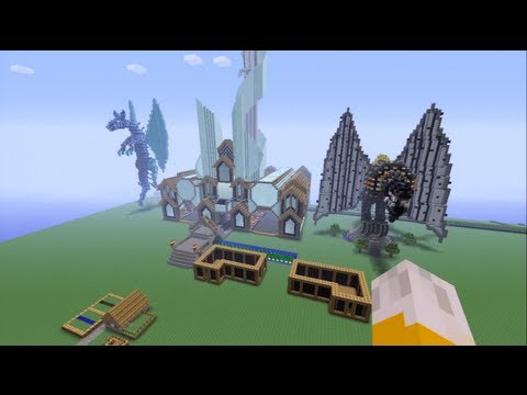Minecraft Xbox - Giant Dragons - Purgatory - Part 3 - Smashpipe Games