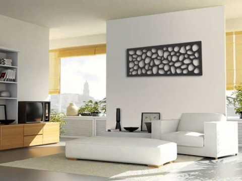 Ideas para la decoracion en las paredes ii youtube for Adornos de decoracion para el hogar