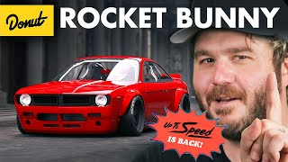 Rocket Bunny - Everything You Need to Know   Up to Speed