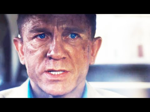 JAMES BOND 007: No Time To Die OFFICIAL TRAILER (2020)
