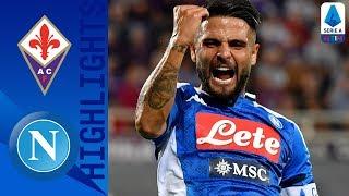 Fiorentina 3-4 Napoli | 7-goal thriller ends in Napoli's favour! | Serie A