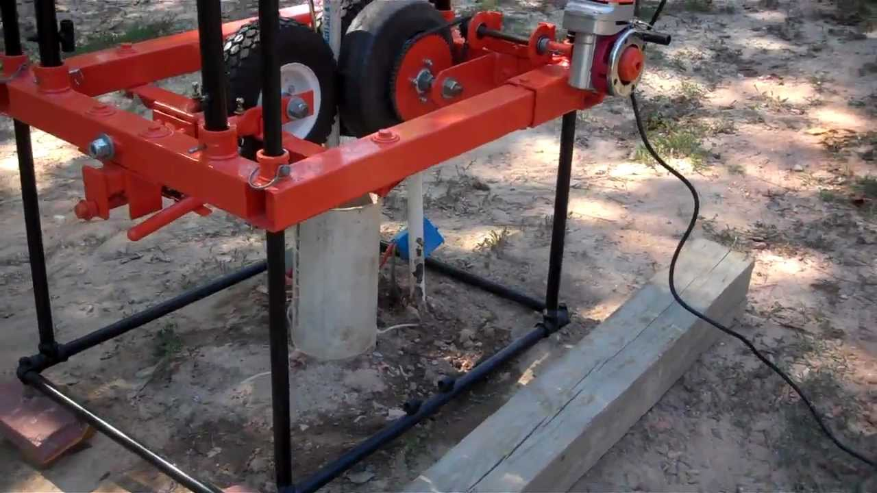 Portable Well Pump Puller Metro Atlanta Youtube