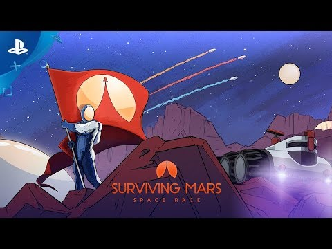 Surviving Mars Video Screenshot 2
