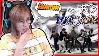 BTS LẠI LẬP KỈ LỤC MỚI VỚI MV 'FAKE LOVE'    BTS (방탄소년단) 'FAKE LOVE' REACTION    SÂN SI CÙNG MISTHY