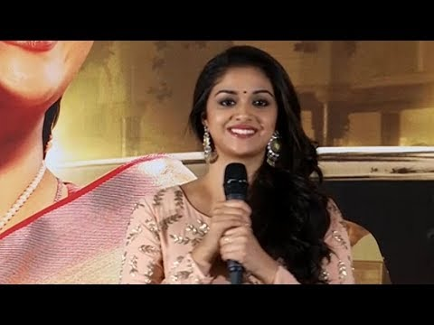 Keerthy-Suresh-Speech-At-Mahanati-Movie-Success-Meet