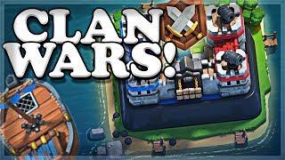 LAST MINUTE Clan Wars | WAR DAY Pt 2 | Clash Royale 🍊